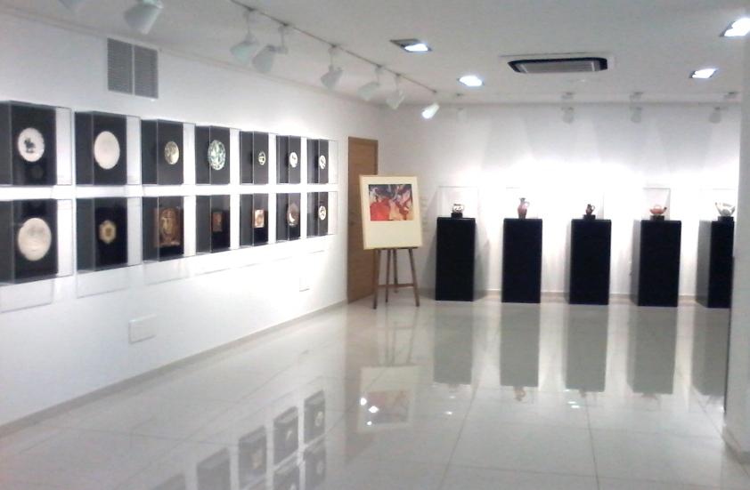 Sala I. CAC Mijas. Museo Picasso