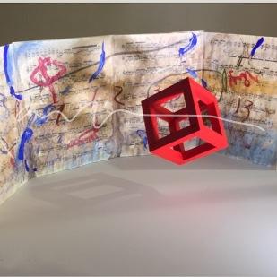 hexaedre, partitura copia