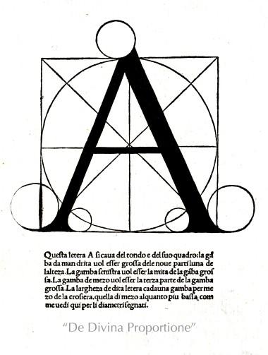 A. De Divina Proportione